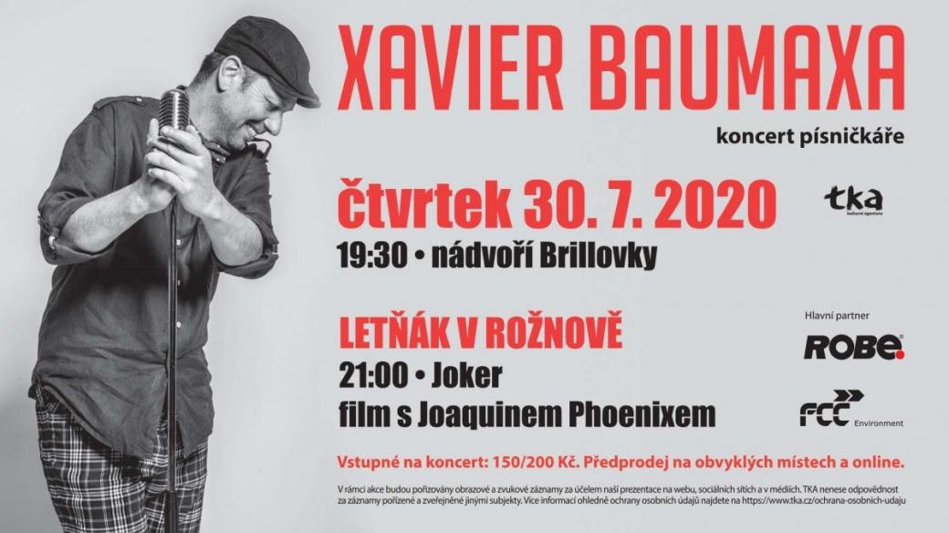 Xavier Baumaxa míří do Rožnova