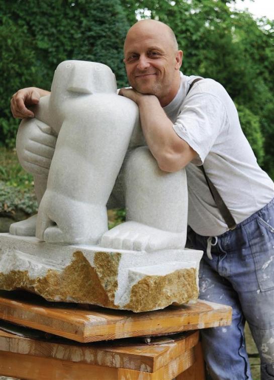 Marius Kotrba 60. Brillovku ozdobí unikátní výstava