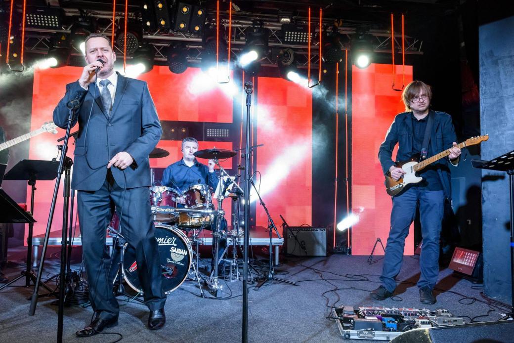 První živý koncert zRožnova: ve Vrátnici zahraje Zbyněk Terner Jam Band