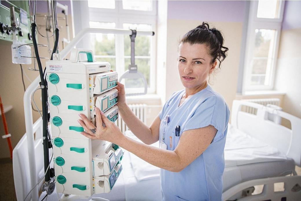 Vsetínská nemocnice se konečně dočká nové dialýzy