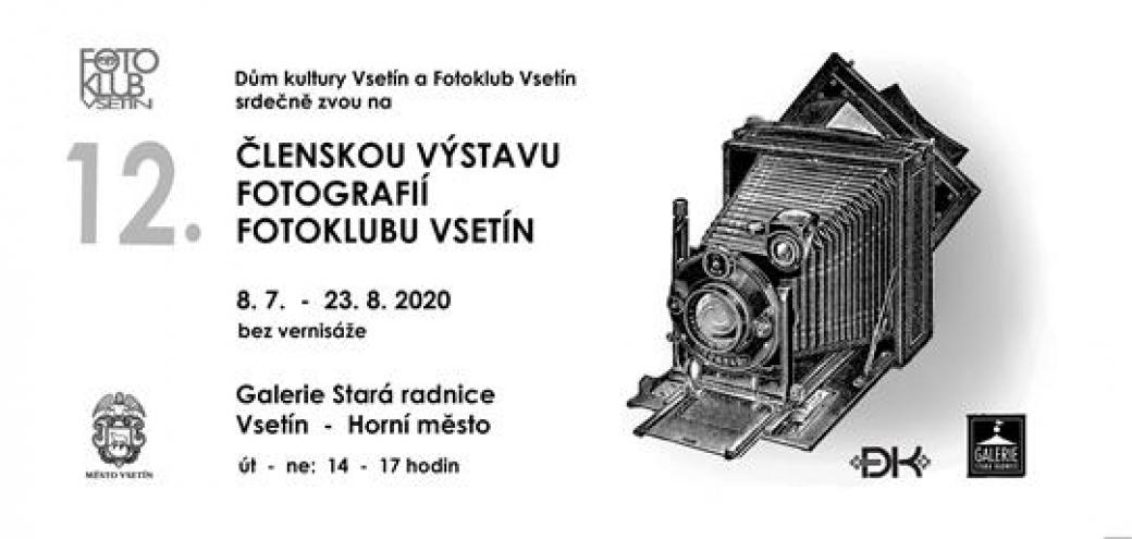 Fotoklub Vsetín vystavuje na Staré radnici