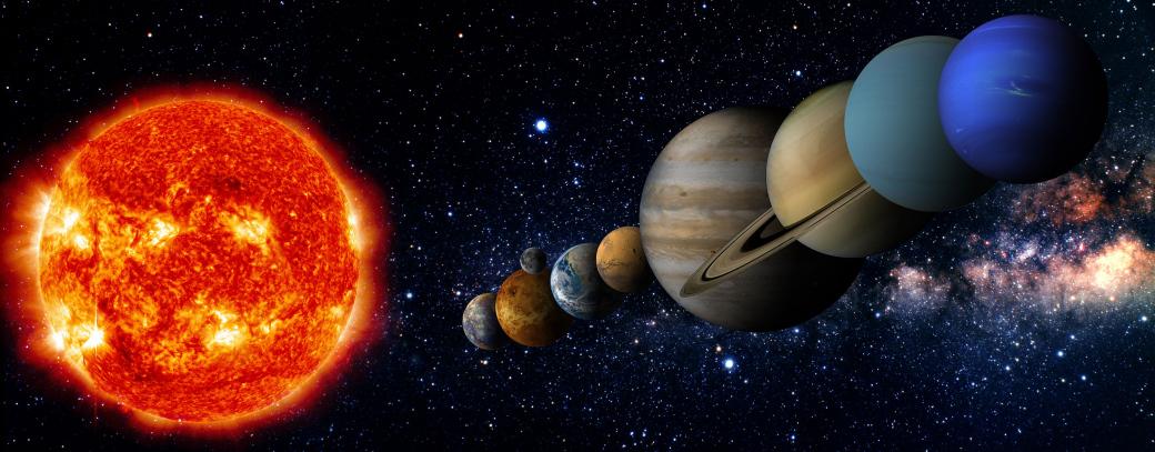 Za tajemstvím Sluneční soustavy
