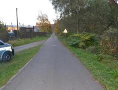 Dopravní policisté žádají o informace o sobotním pádu dvou cyklistů v Novém Hrozenkově