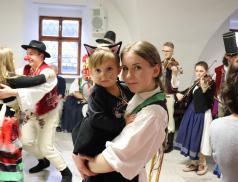 Muzeum regionu Valašsko zve na Zámecký masopust
