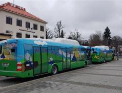 Jízdní řády vsetínské MHD čekají úpravy, starosta kritizuje dopravce za skluz