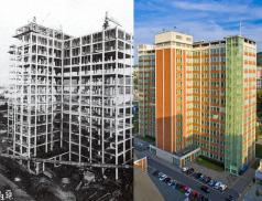 Baťův mrakodrap slaví osmdesátku