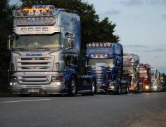 Truck Sraz Zlín potěší i příznivce Tomáše Bati