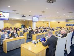 Krajské zastupitelstvo schválilo spolupráci s Ukrajinou