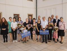 Zlínský kraj ocenil pěstouny a pečující osoby