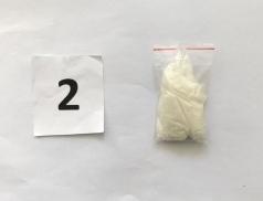 Kriminalisté přistihli dealera pervitinu