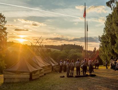 Valašskomeziříčský Junák slaví stoleté výročí