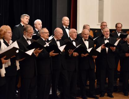 Mužský pěvecký sbor Beseda slavil 155 let