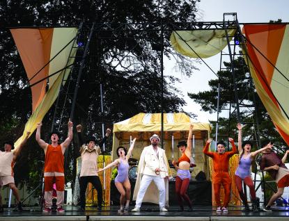 Cirk La Putyka uvede Kabaret Dynamit