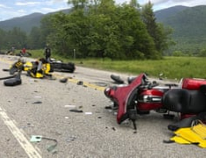 Od začátku roku zemřeli tři motorkáři, deset utrpělo těžká zranění
