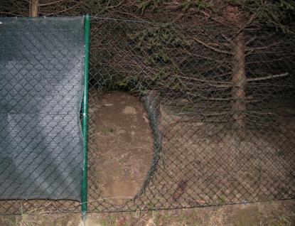 Zloděj byl přistižen při vloupání do chatky