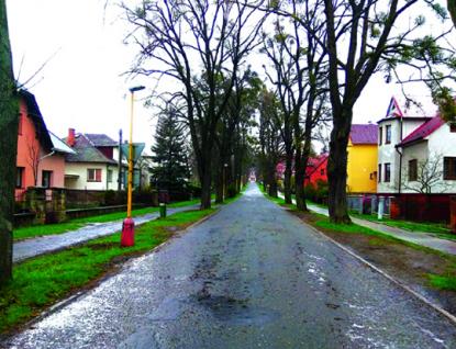 Přeložka kanalizace na ulici Husova ve Valašském Meziříčí