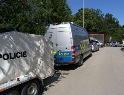 Vyšetřování výbuchu v Jablůnce nadále pokračuje