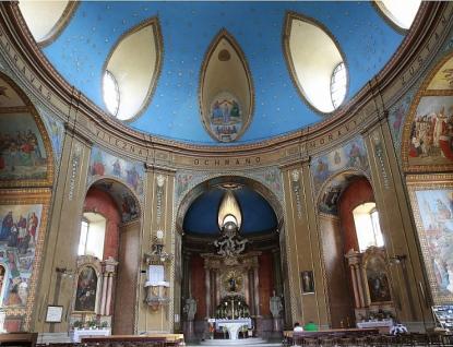 Brány kostelů jsou letos návštěvníkům otevřené již po třinácté