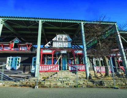 Rekonstrukce Jídelny Libušín je u konce, muzeum nyní hledá nájemce