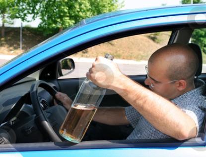 Prodloužený víkend:  U jedenácti řidičů byl zjištěn alkohol