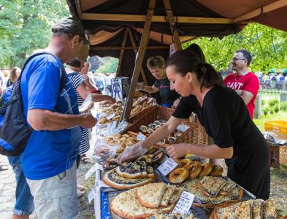 Mistři cechu pekařského soutěžili na Pekařské sobotě