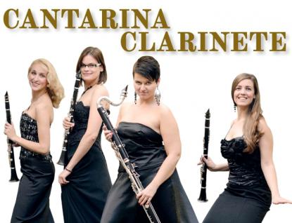 Klarinetové kvarteto Cantarina Clarinete míří do Rožnova