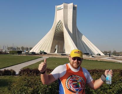 Rožnovan Dan Mičola překonal světový rekord vpočtu uběhnutých maratonů za rok