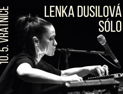 Lenka Dusilová v Rožnově
