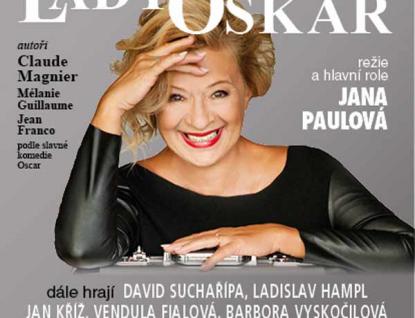 Rožnov: Divadlo Kalich předvede Lady Oskar