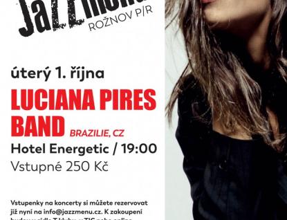 Říjnové Jazzmenu přiváží do Rožnova hudbu zUSA, Brazílie, Británie či Slovenska