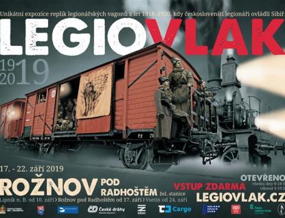 Víkend v Rožnově: Běh rodným krajem Emila Zátopka, farmářské trhy i Legiovlak