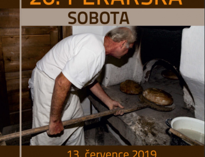 Již po šestadvacáté bude areál Dřevěného městečka patřit mistrům cechu pekařského!