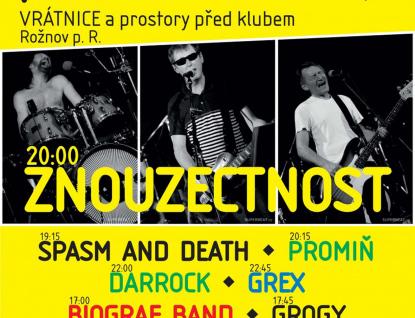Festival Valašské zkušebny letos počtvrté