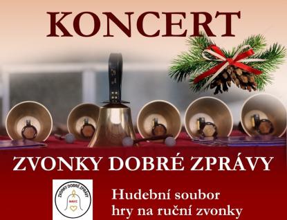 Novoroční koncert Zvonky dobré zpravy na Soláni
