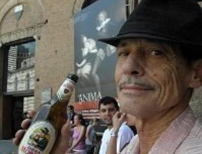 Americký malíř Tom Besson se stal čestným občanem Valašského Meziříčí