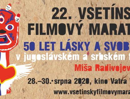 Vsetínský filmový maraton 2020 již tento víkend