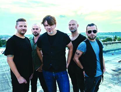 Zpěvák Michal Hrůza se chystá na jarní turné, přijede i na Vsetín