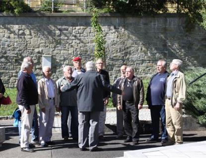 Mužský pěvecký sbor Lumír  slaví 100 let koncertem