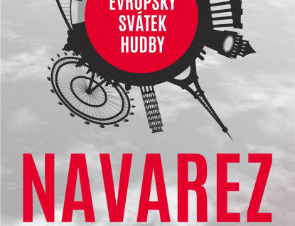 Evropský svátek hudby s kapelou Navarez