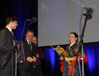 Jarmila Šuláková je první držitelkou Zvláštní ceny in memoriam