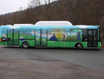 V jízdních řádech vsetínské MHD došlo od 14. ledna k úpravám