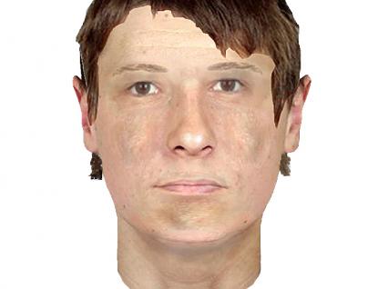 Policie hledá muže, který vykrádá ve Vsetíně sklepy. Poznáte muže na portrétu?
