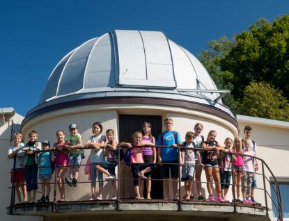 Hvězdárna ve Vsetíně bude mít vzdělávací centrum i naučnou stezku