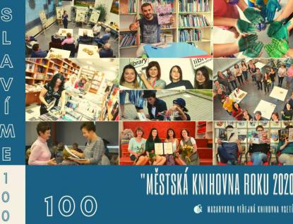 Masarykova veřejná knihovna Vsetín slaví 100 let