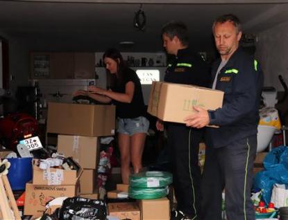 Vsetínští radní chtějí finančně podpořit jižní Moravu, rozhodnou zastupitelé