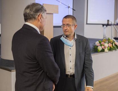 Hejtman Čunek: Profesor Dušek potvrdil, že Zlínský kraj stárne, proto budeme potřebovat všechny naše nemocnice