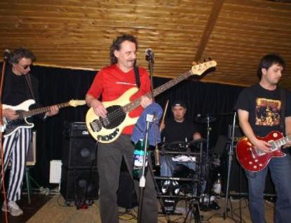 V Zelenáčově Šopě vystoupí Frank Zappa Quartet