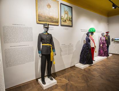 Nové expozice Muzea Kroměřížska se otevírají veřejnosti