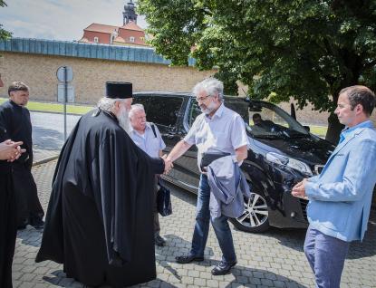 Zlínský kraj jednal se zástupci Makedonie o rozšíření cyrilometodějské poutní stezky