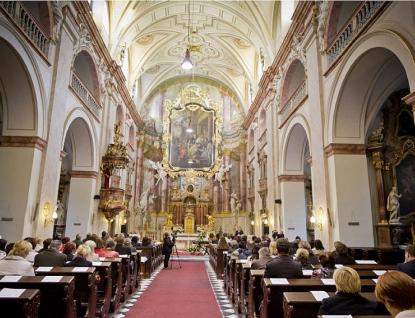 Noc kostelů zve do posvátných chrámů